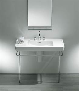 Console Salle De Bain : console pi tement de plans de toilette fiche produit ~ Teatrodelosmanantiales.com Idées de Décoration