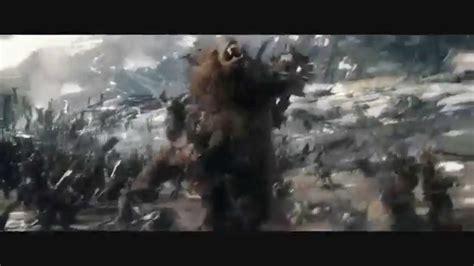 hobbit beorn  bitwie beorn   battle ba extended