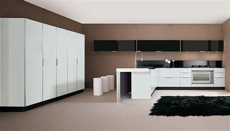 ultra glossy  sleek kitchen design crystallo  arrex digsdigs