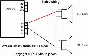 ohm39s law in car audio With 4 ohm sub wiring diagram per