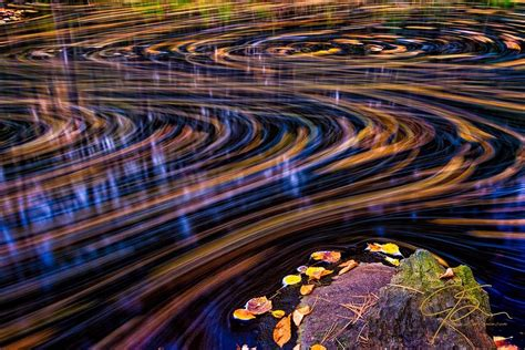 capture abstract landscape photography  ways