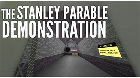 stanley parable demonstration roblox
