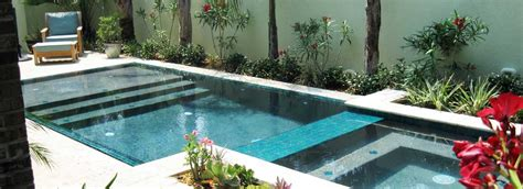 small pools for small backyards small space small pools may be for you premier pools