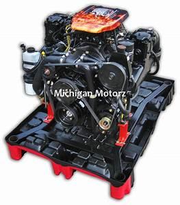 Mercruiser 357  5 7l Magnum Alpha 4v Engine Package  1