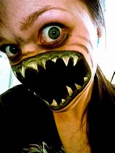 20+ Examples Of Scary Halloween Makeup Ideas You Should ...