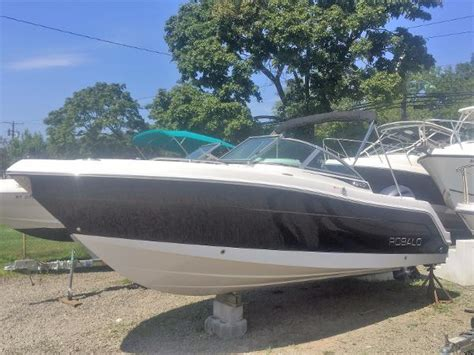 Used Robalo Boats For Sale In Canada by Robalo R227 Dual Console Boats For Sale Boats