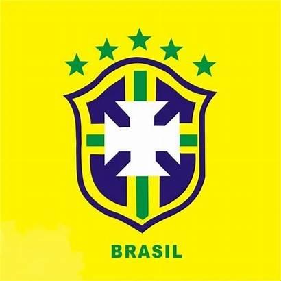 Brazil Soccer Cbf Logos Clip