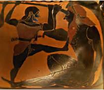 Odysseus Blinding the ...