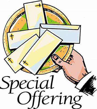 Offering Clipart Church Special Sunday American Native