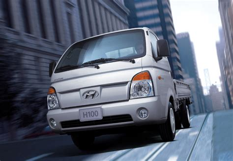 Hyundai H100 Backgrounds by Hyundai H100 2004 Wallpapers