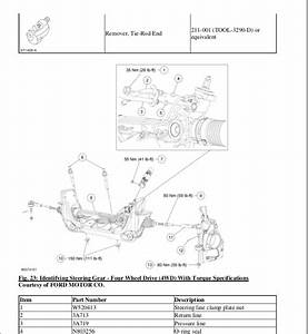 30 Ford Ranger Power Steering Diagram