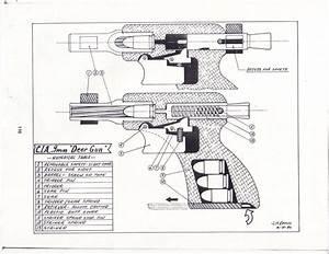 Cia Deer Gun One