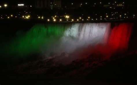 lights on niagara falls get awaited led upgrade the