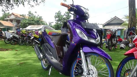 Modif Mio Sporty Ala Thailand by Modifikasi Mio Sporty Thailand Modifikasi Motor Kawasaki