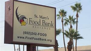 St. Mary's Food Bank and the Importance of Giving in Janurary