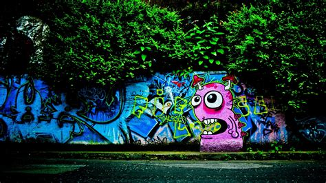 4k Ultra Hd Graffiti Wallpapers Hd, Desktop Backgrounds