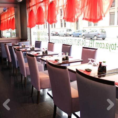 cours cuisine japonaise lyon restaurant toya dans lyon avec cuisine japonaise restoranking fr