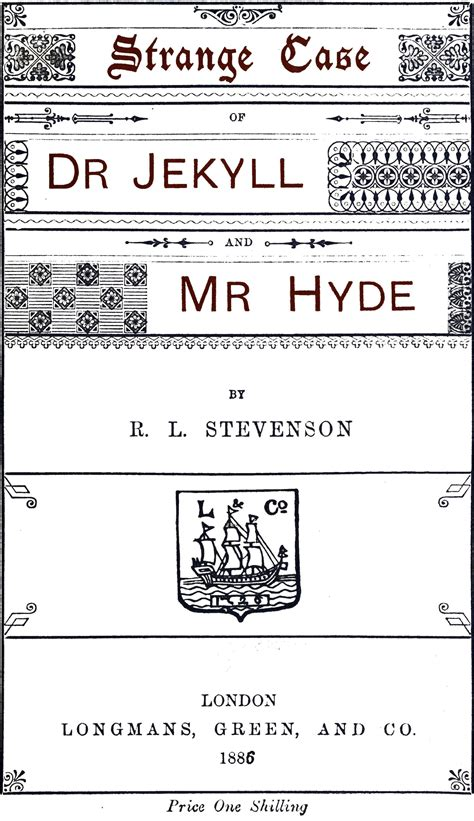 Strange Case Of Dr Jekyll And Mr Hyde Wikipedia Autos Post