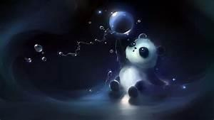 Cute Panda Backgrounds - Wallpaper Cave
