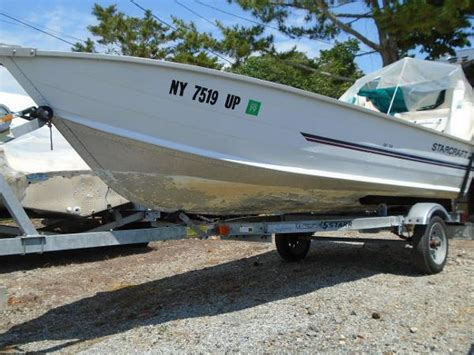Used Aluminum Boats For Sale In New York by Used Starcraft Boats For Sale In New York Boats