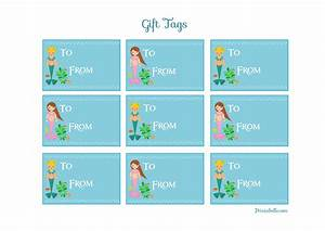 8 best images of free printable gift tags personalized With free printable customizable gift tags