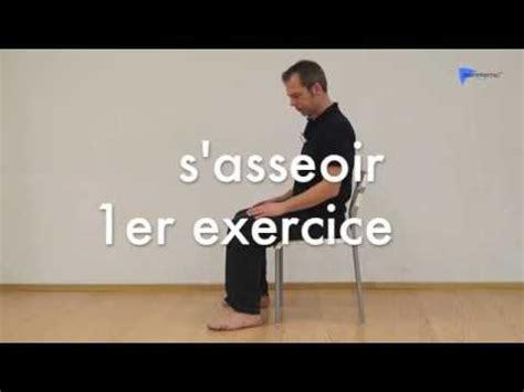 chaise mal de dos la bonne posture en position assise prévenir le mal de