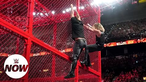 full wwe hell   cell  results wwe  youtube