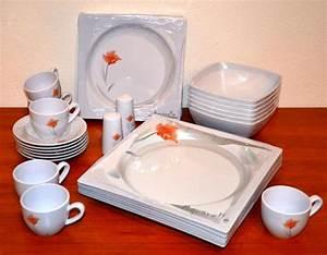 Service Vaisselle Complet Pas Cher : service vaisselle melamine design en image ~ Teatrodelosmanantiales.com Idées de Décoration