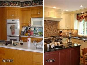 diy kitchen cabinet makeover ideas all about house design With best brand of paint for kitchen cabinets with how to make your own stickers