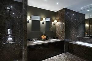 Marmor Im Bad : 30 luxuri se badezimmer mit eleganten marmor akzenten ~ Frokenaadalensverden.com Haus und Dekorationen
