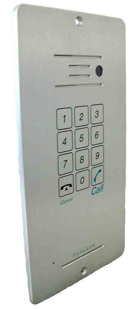 outdoor door phone surface mounted  apartment  office