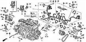 Acura Cl Engine Harnes Diagram