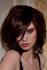 Coupe Cheveux Carré Mi Long : coupe cheveux mi long epais ~ Melissatoandfro.com Idées de Décoration