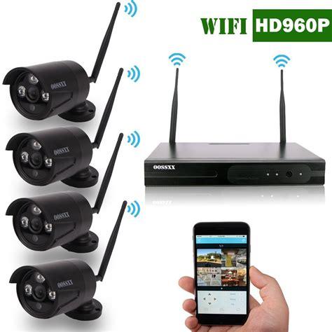 ip wireless oossxx 8 channel hd 1080p wireless network ip security