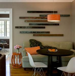 Wall art designs ideas for living room reclaimed