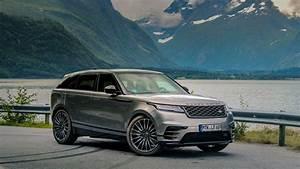 2018 Land Rover Range Rover Velar Stuns In Scandinavia