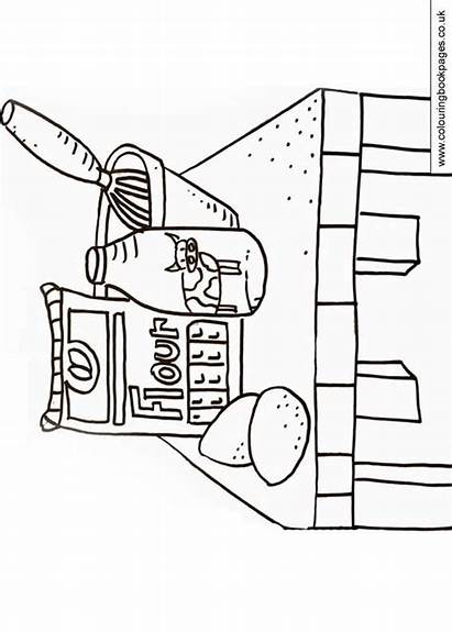 Pancake Colouring Tuesday Shrove Pages Printable Activities