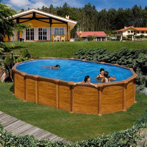 piscine hors sol usine