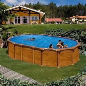 Piscine En Bois Hors Sol : piscine hors sol images et photos arts et voyages ~ Dailycaller-alerts.com Idées de Décoration