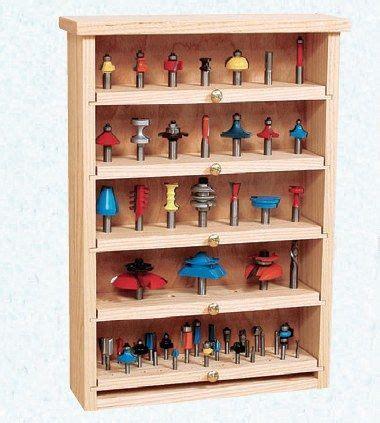 building  router bit cabinet  pull  shelves