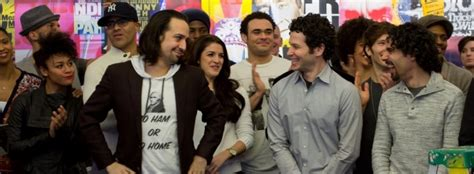 The discussion page may contain suggestions. Photos: HAMILTON Cast Celebrates Broadway Transfer at the ...
