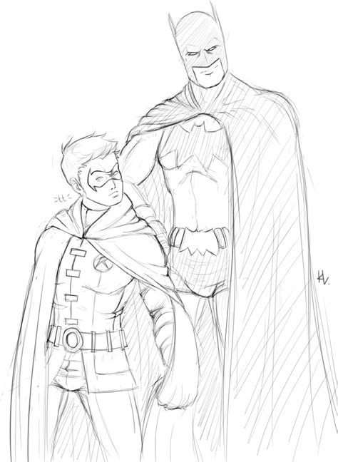 Batman And Robin Coloring Pages Free Printable Batman Coloring Pages For