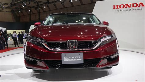 Honda Commits To Hydrogen Future With Clarity Fuel Cell