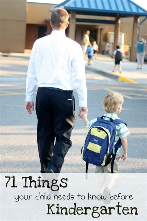71 things you child needs to before kindergarten 348 | 1436a8963c6fd08ac48c4df1369ccff0