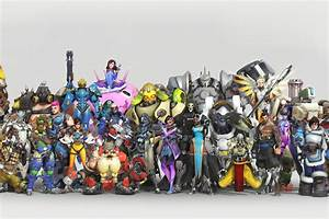 Overwatch Fandom Ruled Tumblr Over The Last Year The Verge