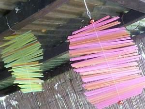 Windspiele Für Den Garten : windspiele aus trinkhalmen gartendeko pinterest ~ Bigdaddyawards.com Haus und Dekorationen