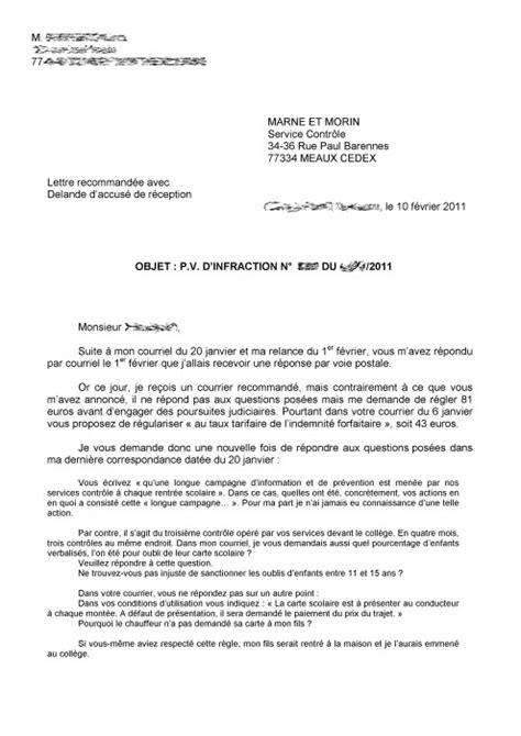 lettere pv lettre contestation amende major 233 e luxury exemple lettre