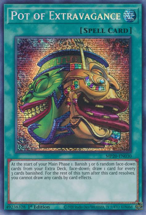 We did not find results for: Pot of Extravagance - Yugipedia - Yu-Gi-Oh! wiki