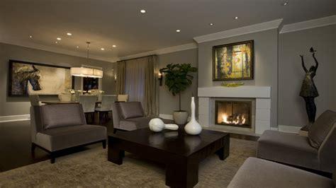 Transitional Design Living Room, Choosing Paint Color