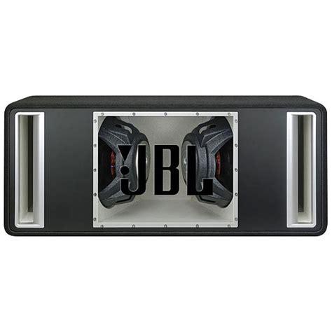 JBL GTO1204BP-D Double band pass enclosure - GTO1204BP-D ...